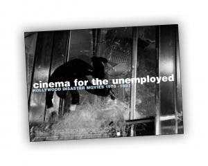Front cover of 'Cinema for the Unemployed' publication by Aleksandra Mir