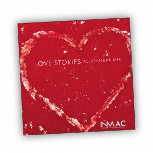 Front cover of 'Love Stories' publication by Aleksandra Mir