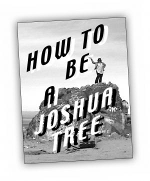 Front cover of 'How to Be a Joshua Tree' publication by Aleksandra Mir