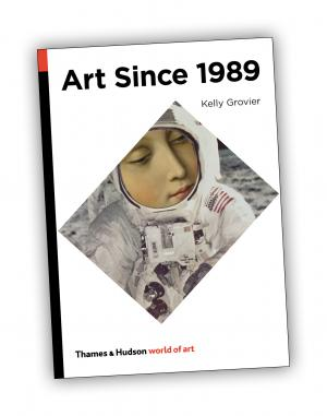Front cover of 'Art Since 1989' publication by Aleksandra Mir