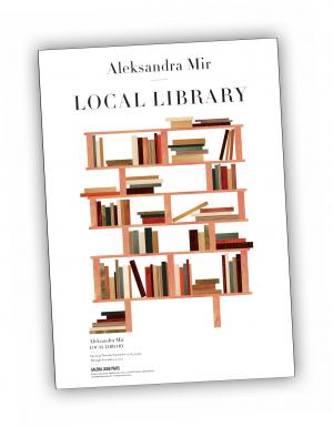 Front cover of 'Local Library' publication by Aleksandra Mir