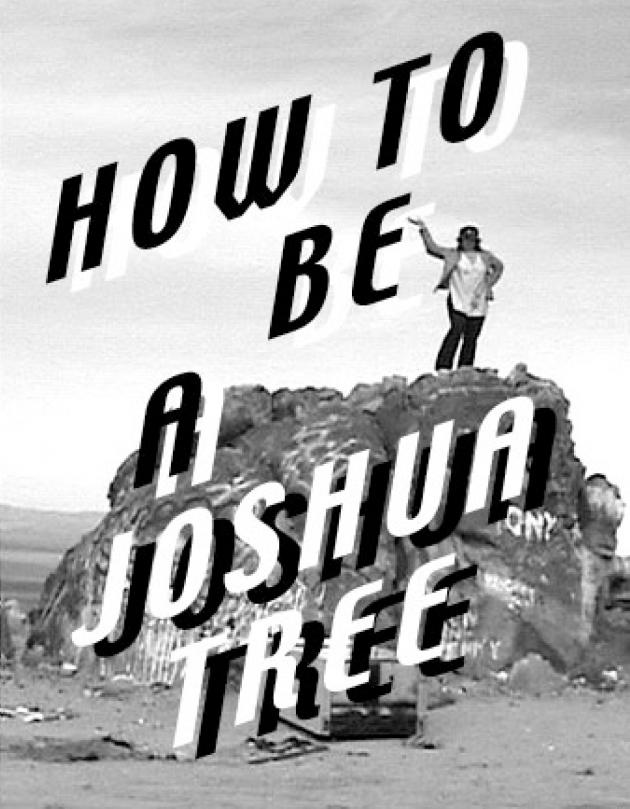 'How to Be a Joshua Tree' by Aleksandra Mir